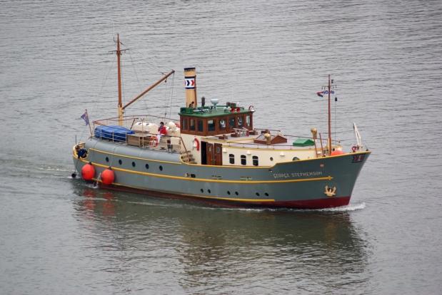 SS George Stephenson